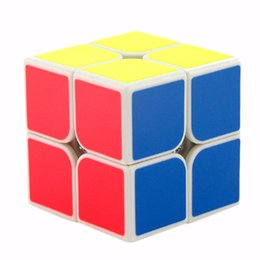 kids toy cube UK - Magic Cube Pocket Cube Speed Puzzle 50mm Cube Educational Toys for children cubo magico 2x2x2