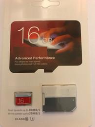32gb microsd class online shopping - Class EVO GB GB GB Micr SD Card MicroSD TF Memory Card C10 Flash SD Adapter SDXC White Blue Retail Package Hot Selling