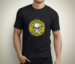 Speed S NZ - New True Blood Vintage Evil Greaser Speed Men's Black T-Shirt Size S to 5XL