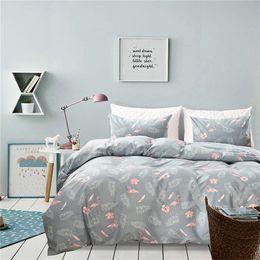 $enCountryForm.capitalKeyWord Australia - 2018 Newest Quilt Cover Set Pineapple Bedsheet Pillowcase Duvet Cover Sets 100% Cotton Bedlinen TwinQueen King Size Bedding Set