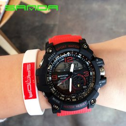 g shock digital watches 2019 - Digital Analog Wrist Watches Men Women LED Electronic Dive Army G S-Shock Sport Watches Women Men Relogio Masculino Femi
