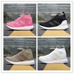 78e237ba77e7a 2018 ACE 16 + PureControl Ultra Boost Beckham Uncaged casual shoesTop  quality for Men Women White Black Pink 36-45