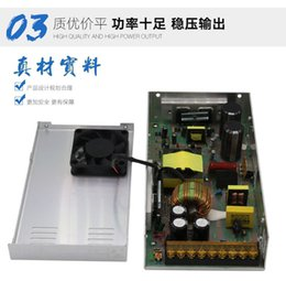 monitor power supply board 2019 - 12V33A 400W full power LED monitoring equipment Glass brazing board switching LED display power security monitoring powe