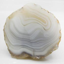 $enCountryForm.capitalKeyWord Australia - Natural Agate Slice Quartz Crystal Druzy Mineral Rock Geode Druzy Slice Desk Table Lamp Stone Decoration