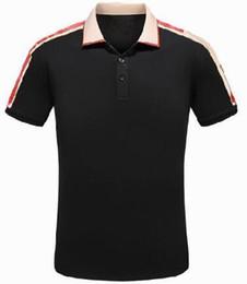 Cotton Express Australia - Express Summer Italy Collar Solid Polo Shirt Men Short Sleeve Casual Man Polo Shirts Homme Cotton Mens Polos White Black