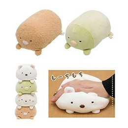 Discount children soft toys - cute san- x soft plush toy solid comfortable pillow toy 6'' press decompression toys perfect gift for kids children