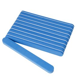 $enCountryForm.capitalKeyWord UK - Pro Double Sided Manicure Nail File Sanding Boards Pedicure Tool Grit 100 180