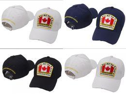 c938af082028a D2 ICON Hip Hop Gorra de béisbol Snapback Hats Diseñador de la marca Canada  Flag Style Sombrero para Hombres Mujeres Gorras Casquette sombreros Letra  ...