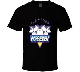 Ingrosso WCW THE FOUR HORSEMEN CLASSIC WRESTLING RETRO T SHIRT