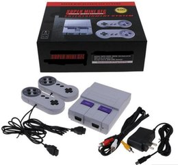 HandHeld mini games online shopping - Mini Can store Game Console Video Handheld for SNES and nes games consoles with retail box