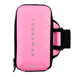 Mobile Pouches NZ - TB-004 Outdoor Sports Cycling Jogging Running Thumb Armband Mobile Phone Pouch Case