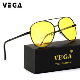 da3ce05bf93 Best Driving Sunglasses Australia - VEGA Polarized Night Vision Sunglasses  Men Women Best Driving Glasses At