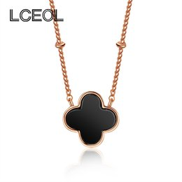 1440e11f7924a Rose Gold Clover Pendant Online Shopping | Rose Gold Clover Pendant ...