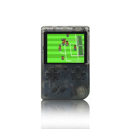 Discount handheld pocket games - Hot Retro Handheld Game Console 168 in 1 Mini Pocket Player 3.0 inch Color Screen Portable Video Game Player TV Output f