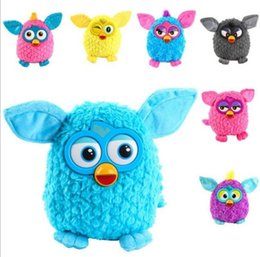 soft plush stuffed toy owl 2020 - 50pcs Owl Elves Plush Dolls 10cm Kids Soft Stuffed Toy Birthday Gifts Cute Doll 10 Styles