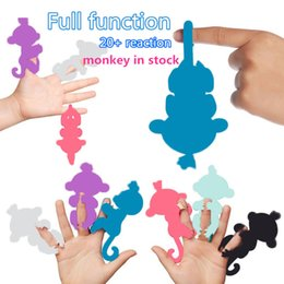 $enCountryForm.capitalKeyWord NZ - WholesaleFree DHL UPS Shipping 50pcs lot Interactive Baby Monkey Smart Induction Toys Best Gift For Kids Christmas gift