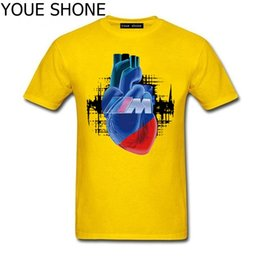 $enCountryForm.capitalKeyWord NZ - Fashion brand design Car Tshirt M Power Logo Auto Cars Blut Manner Printed T-shirt Hip-Hop Tee Tops pullover Men Cool cotton T-Shirts