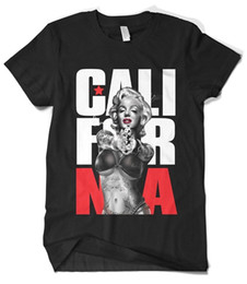 c9d1602661d T Shirt Sale Fashion Short O-Neck Mens Summer The New Fashion Tattoo  Gangster Marilyn Monroe Mens Short Sleeve Tshirt T Shirts