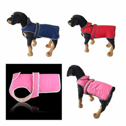 $enCountryForm.capitalKeyWord NZ - Winter Pet Dog Coat Jacket Warm Dog Clothes For Small Dog Windproof Padded Clothes Puppy Outfit Vest Chihuahua Clothes Cachorro