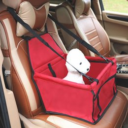 $enCountryForm.capitalKeyWord Canada - Pet Dog Carrier Car Seat Pad Safe Carry House Cat Puppy Bag Waterproof Car Travel Accessories Blanket Dog Safety Bag Basket Seat Covers