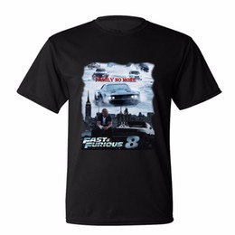 $enCountryForm.capitalKeyWord NZ - Newest 2018 Fashion New Fate Of The Furious Fast And Furious 8 Men's T Shirt Short Sleeve Summer O-Neck Tee Shirt For Men
