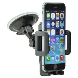 $enCountryForm.capitalKeyWord Canada - Windshield Glass Car Holder Phone Mount For iPhone 6 6s Plus 7 7plus 4-6 inch cellphone Universal GPS MID Nav Suction Stand