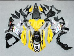 Kit Motorcycles For Sale Australia - 3 Free Gifts New motorcycle Fairings Kits For YAMAHA YZF-R1 2015-2016 R1 15-16 YZF1000 bodywork hot sales loves Yellow B81