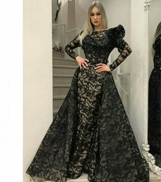 $enCountryForm.capitalKeyWord NZ - Evening dress Long Dress O-Neck Emborided Lace Long Sleeve Prom Dress Customable All Sizes Cool Sexy Dazzling u