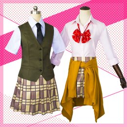 mei cosplay NZ - Asian Size Japan Anime Citrus Aihara Yuzu Aihara Mei Girl Cosplay Party Uniform Costume Full Set