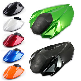 motorcycle seats covers NZ - 8 Color Optional Motorcycle Rear Seat Cover Cowl for Kawasaki Z800 2012-2015