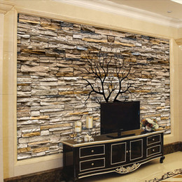 Shop Stone Effect Wallpaper Living Room Uk Stone Effect Wallpaper
