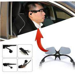 glass sun mp3 2019 - 2018 new Smart Glasses Bluetooth V4.1 Sunglass safe driving Sun Glass Sports Headset MP3 Player Wireless Earphones Bluet
