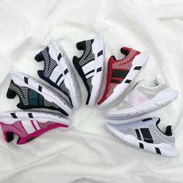 096ae36dee10 Best quality eqt adv 360 shoes youth girl boy baby infants preschool kids  grade school blue vintage training running sneaker EUR 22-35