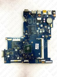 Discount hp 15 motherboard - 854943-601 for hp 15-AY 250 G5 laptop motherboard 854943-001 LA-D702P DDR3 Free Shipping 100% test ok