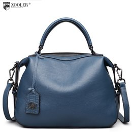ZOOLER new delicate designed real leather bag 2018 new handbags women  famous brands luxury shoulder bag bolsa feminina 8116 cf0cab35ceef7