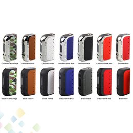 E protEction online shopping - Original Yosta Livepor TC Box Mod w with Dry Coil Protection Vaporizer E Cigarette Fit Battery DHL Free