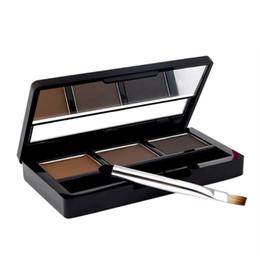 $enCountryForm.capitalKeyWord UK - Eyebrow Enhancers Solid Makeup Rhinestone Eyeshadow Palette maquiagem Glitter Shimmer paleta de sombra Eyebrow Powder Palette