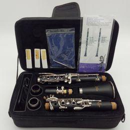 Опт Yamaha промежуточный студент BB кларнеты CL-255 17 ключ с аксессуарами профессиональный студент модель Бакелит