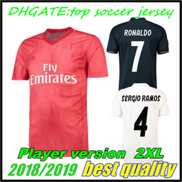 7cb759e6268 Real Madrid Third Jersey Ronaldo Canada - 2018 2019 Player version Real  madrid soccer Jerseys 18