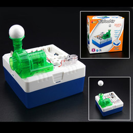 Novelty Plastic Glasses Wholesale Australia - Novelty Scientific Experimental Toys - Suspendable Balls - Manufacturers Direct Sale of Puzzle DIY Toys