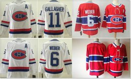 $enCountryForm.capitalKeyWord Canada - Montreal canadiens New #6 Shea Weber 11 Brendan Gallagher Mens Ice Hockey Shirts Pro Sports team Jerseys Cheap Stitched Embroidery On Sale