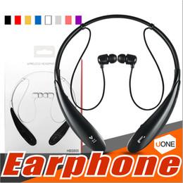 $enCountryForm.capitalKeyWord NZ - HBS800 Bluetooth Headphone Wireless Earphone sport bluetooth 3.0 Headset Handsfree in-ear headphone For Samsung S8 Note8 iphoen 8 X with Box