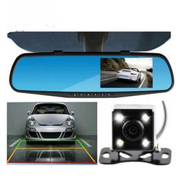 $enCountryForm.capitalKeyWord NZ - dual lens car camera car dvr rearview mirror auto dvrs cars dvr full hd 1080p night vision dash cam parking video recorder registrator