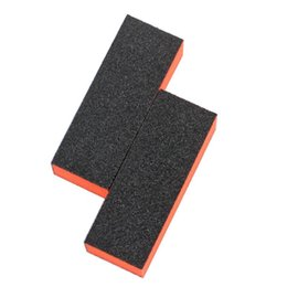 $enCountryForm.capitalKeyWord UK - 2PC Nail Art Care Buffer Buffing Sanding Block Files Grit Acrylic Tool Manicure Pedicure Dropship 2M0801