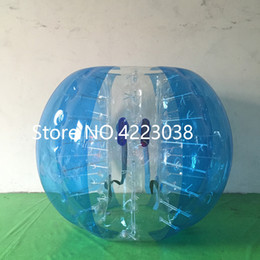 $enCountryForm.capitalKeyWord Australia - Free Shipping 0.8mm PVC 1.5m Bubble Football Inflatable Bubble Soccer Ball Bumper Ball Body Zorb Ball
