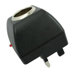 $enCountryForm.capitalKeyWord UK - 100V-240V AC to DC 12V Car Cigarette Lighter Wall Power Socket Plug Power Adapter Converter UK Plug High Quality FAST SHIP