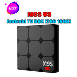 $enCountryForm.capitalKeyWord Canada - Cheapest tv box android with 2gb ram 16gb rom Quad Core Streaming Media Player Rockchip M9S V3 set top box