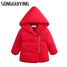 $enCountryForm.capitalKeyWord NZ - SONGGUIYING A10 Winter Children Girls Boys Warm Thick Down Parkas Children Long Outerwear Hooded Jacket Coat Clothing for Kids