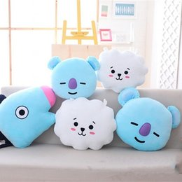Doll Decoration games online shopping - Soft Plush Doll Flaky Clouds Horse Pillow Stuffed Cushion Decoration Toy For Kids Multiple Styles Hot Sale zp WW