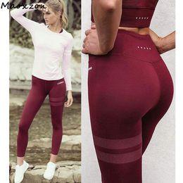 $enCountryForm.capitalKeyWord Australia - Maoxzon Womens Offset Print Sexy Slim Athleisure Fitness Bodycon Pants Fashion Ioga Active Skinny Leggings Trousers For Female
